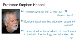 Steven Heppell - credentials